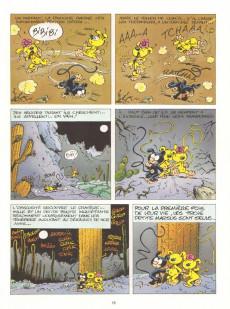 Extrait de Marsupilami -4- Le pollen du Monte Urticando