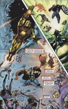 Extrait de Avengers Finale (2005) -1- Avengers Finale