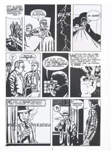 Extrait de Max Faccioni -61- Le détective