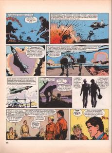Extrait de Tanguy et Laverdure -12b1978- Menace sur Mururoa