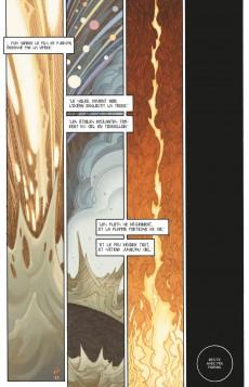 Extrait de Ragnarök (Simonson) -1- Le dernier Dieu