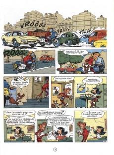 Extrait de Spirou et Fantasio -31b85- La boîte noire