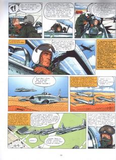 Extrait de Tanguy et Laverdure - La Collection (Hachette) -2test- Pour l'honneur des cocardes