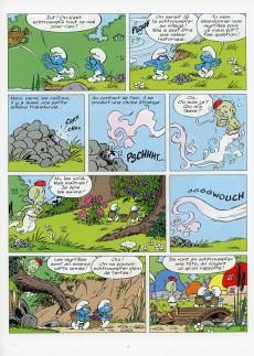 Extrait de Les schtroumpfs -34- Les schtroumpfs et le demi-génie