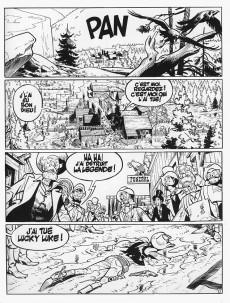 Extrait de Lucky Luke (vu par...) -1TL- L'homme qui tua Lucky Luke
