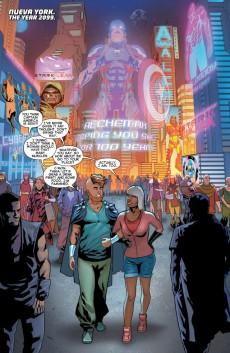 Extrait de Secret Wars 2099 (2015) -1- Issue #1