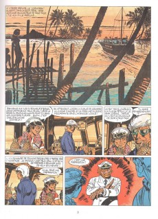 Extrait de Bernard Prince -6a1978- La loi de l'ouragan