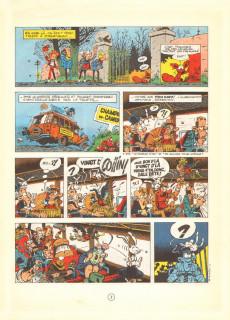 Extrait de Spirou et Fantasio -23- Tora Torapa