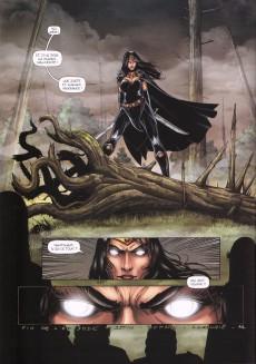 Extrait de Merlin - La quête de l'épée -3a- Swerg le maudit