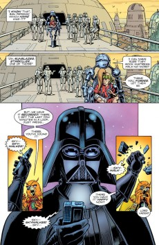 Extrait de Star Wars Omnibus (2006) -INT07- Early victories