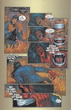 Extrait de Coven (The): Dark Origins (1999) -1- Coven Dark Origins vol.1 #1