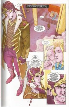 Extrait de Ms. Marvel -3- Coup de foudre