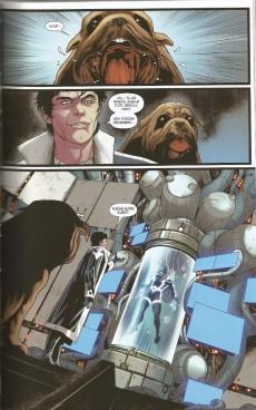 Extrait de New Avengers (The) (Marvel Now!) -4- Un Monde Parfait