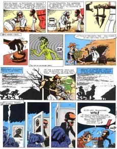 Extrait de Spirou et Fantasio -25- Le gri-gri du Niokolo-Koba