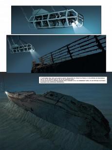 Extrait de Complot -4- Le naufrage du Titanic