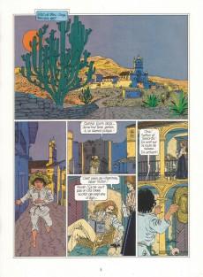 Extrait de Victor Sackville -2b2003- Le code Zimmermann Tome 2 Le prédicateur fou
