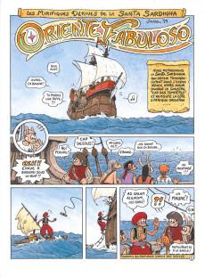 Extrait de Les fabuleuses dérives de la Santa Sardinha -2- Tome 2