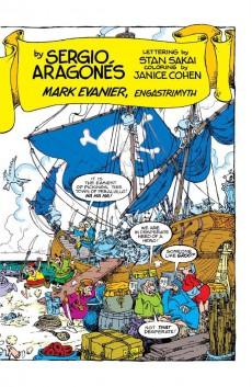 Extrait de Sergio Aragonés Groo the Wanderer (1985) -INT09- The Groo Inferno