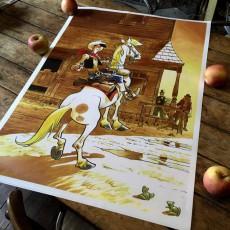 Extrait de Lucky Luke (vu par...) -1TT- L'Homme qui tua Lucky Luke