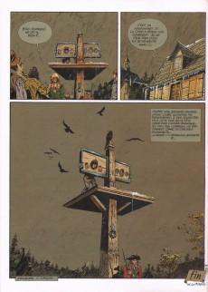 Extrait de Les pionniers du Nouveau Monde -1b1989- Le pilori