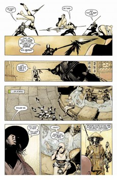 Extrait de The immortal Iron Fist (2007) -INT03- The Book of the Iron Fist