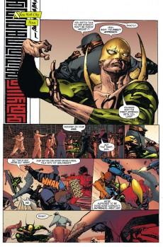 Extrait de The immortal Iron Fist (2007) -INT04- The Mortal Iron Fist