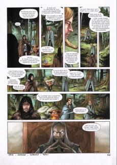 Extrait de Merlin - La quête de l'épée -4a- Mureas