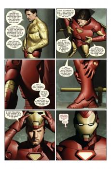 Extrait de Invincible Iron Man (The) (2005) -INT01- Extremis