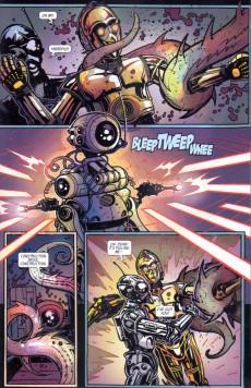 Extrait de Star Wars Special: C-3PO (2016) -1- C-3PO The Phantom Limb