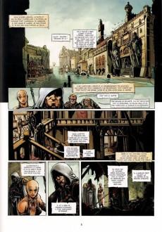 Extrait de Les maîtres Inquisiteurs -2a2015- Sasmaël