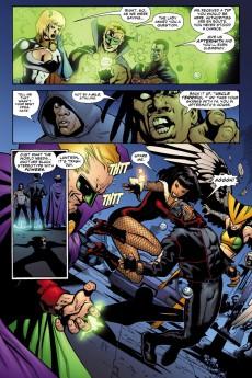 Extrait de Justice League Elite (2004) -INT2- Volume Two
