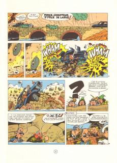 Extrait de Spirou et Fantasio -29- Des haricots partout