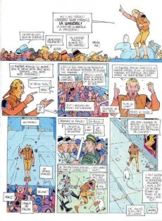 Extrait de L'incal - Une aventure de John Difool -6a1991- La cinquième essence - 2e partie - la planète difool