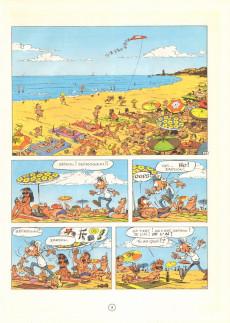 Extrait de Spirou et Fantasio -30- La ceinture du grand froid