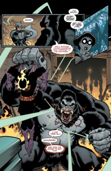 Extrait de JLA: Classified (DC comics - 2005) -1B- Island of the Mighty