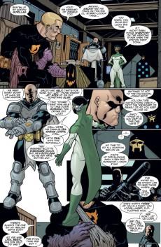 Extrait de JLA: Classified (DC comics - 2005) -2- Master of Light
