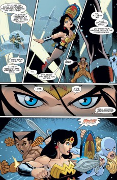 Extrait de JLA: Classified (DC comics - 2005) -3- Seconds to Go