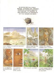 Extrait de Ancien testament -1- La Genèse, Les récits de la Création