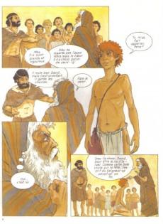 Extrait de Ancien testament -5- David