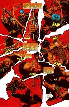 Extrait de Cage Vol. 2 (Marvel MAX - 2002) -INT- Cage