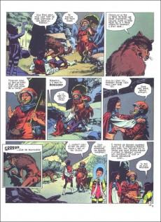 Extrait de Le vagabond des Limbes -5a1981- L'alchimiste suprême