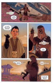 Extrait de Star Wars - Chewbacca - Les Mines d'Andelm