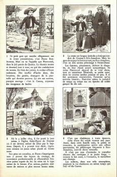 Extrait de Belles histoires et belles vies -57- Pierre bonhomme et les sœurs de Notre Dame du calvaire