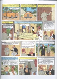 Extrait de Blake et Mortimer -5d15- Le mystère de la grande pyramide Tome 2