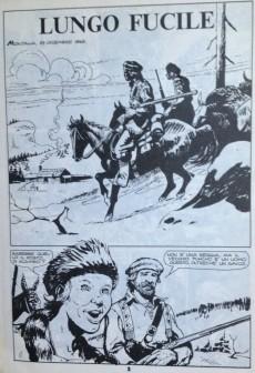 Extrait de Ken Parker (Collezione Serie Oro) -1- Lungo fucile - Mine Town