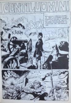 Extrait de Ken Parker (Collezione Serie Oro) -2- I Gentiluomini - Omicidio a Washinghton