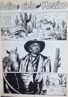 Extrait de Ken Parker (Collezione Serie Oro) -4- Sotto il cielo del Messico - Colpe grosso a San Francisco