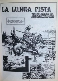 Extrait de Ken Parker (Collezione Serie Oro) -9- La lunga pista rossa - Santa Fe express