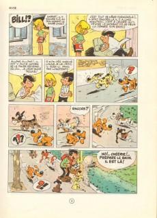 Extrait de Boule et Bill -7c76- Album n° 7 des gags de boule et bill