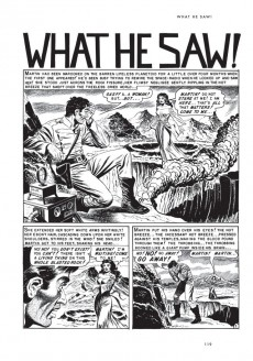 Extrait de EC Comics Library (The) (2012) -INT08- Zero Hour and Other Stories illustrated by Jack Kamen